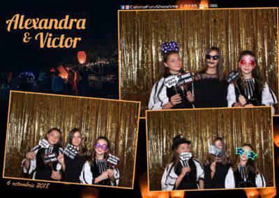 Cabina Foto Showtime - FUN BOX - Nunta - Alexandra si Victor - Hotel Sofianu Ramnicu Valcea (48)