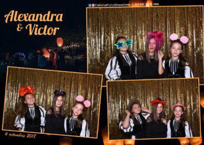 Cabina Foto Showtime - FUN BOX - Nunta - Alexandra si Victor - Hotel Sofianu Ramnicu Valcea (49)
