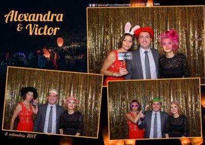 Cabina Foto Showtime - FUN BOX - Nunta - Alexandra si Victor - Hotel Sofianu Ramnicu Valcea (5)