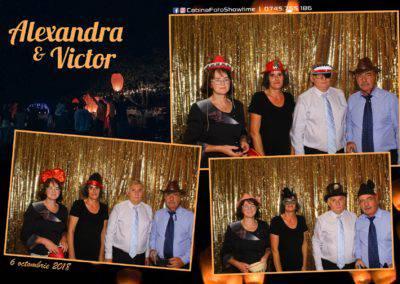 Cabina Foto Showtime - FUN BOX - Nunta - Alexandra si Victor - Hotel Sofianu Ramnicu Valcea (50)