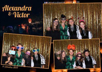Cabina Foto Showtime - FUN BOX - Nunta - Alexandra si Victor - Hotel Sofianu Ramnicu Valcea (51)