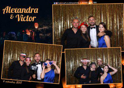 Cabina Foto Showtime - FUN BOX - Nunta - Alexandra si Victor - Hotel Sofianu Ramnicu Valcea (52)