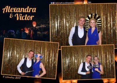 Cabina Foto Showtime - FUN BOX - Nunta - Alexandra si Victor - Hotel Sofianu Ramnicu Valcea (55)