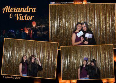 Cabina Foto Showtime - FUN BOX - Nunta - Alexandra si Victor - Hotel Sofianu Ramnicu Valcea (57)