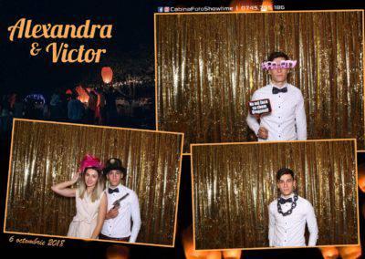 Cabina Foto Showtime - FUN BOX - Nunta - Alexandra si Victor - Hotel Sofianu Ramnicu Valcea (59)