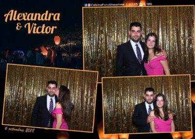 Cabina Foto Showtime - FUN BOX - Nunta - Alexandra si Victor - Hotel Sofianu Ramnicu Valcea (6)