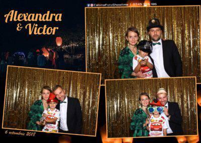 Cabina Foto Showtime - FUN BOX - Nunta - Alexandra si Victor - Hotel Sofianu Ramnicu Valcea (60)