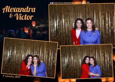 Cabina Foto Showtime - FUN BOX - Nunta - Alexandra si Victor - Hotel Sofianu Ramnicu Valcea (61)