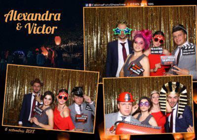 Cabina Foto Showtime - FUN BOX - Nunta - Alexandra si Victor - Hotel Sofianu Ramnicu Valcea (63)