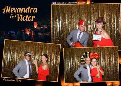 Cabina Foto Showtime - FUN BOX - Nunta - Alexandra si Victor - Hotel Sofianu Ramnicu Valcea (64)