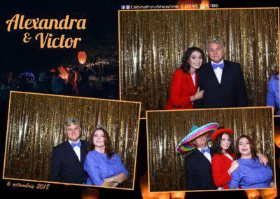 Cabina Foto Showtime - FUN BOX - Nunta - Alexandra si Victor - Hotel Sofianu Ramnicu Valcea (66)