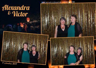 Cabina Foto Showtime - FUN BOX - Nunta - Alexandra si Victor - Hotel Sofianu Ramnicu Valcea (67)
