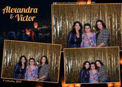 Cabina Foto Showtime - FUN BOX - Nunta - Alexandra si Victor - Hotel Sofianu Ramnicu Valcea (69)