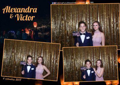 Cabina Foto Showtime - FUN BOX - Nunta - Alexandra si Victor - Hotel Sofianu Ramnicu Valcea (7)