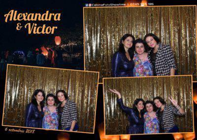 Cabina Foto Showtime - FUN BOX - Nunta - Alexandra si Victor - Hotel Sofianu Ramnicu Valcea (70)