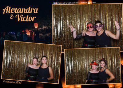 Cabina Foto Showtime - FUN BOX - Nunta - Alexandra si Victor - Hotel Sofianu Ramnicu Valcea (71)