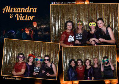 Cabina Foto Showtime - FUN BOX - Nunta - Alexandra si Victor - Hotel Sofianu Ramnicu Valcea (72)