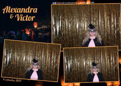 Cabina Foto Showtime - FUN BOX - Nunta - Alexandra si Victor - Hotel Sofianu Ramnicu Valcea (73)