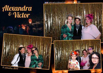Cabina Foto Showtime - FUN BOX - Nunta - Alexandra si Victor - Hotel Sofianu Ramnicu Valcea (74)