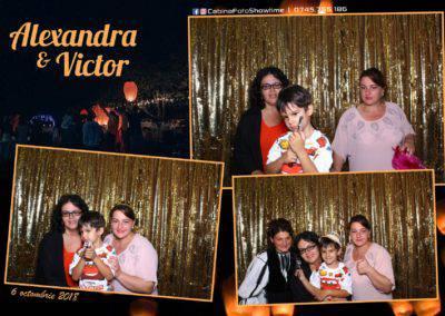 Cabina Foto Showtime - FUN BOX - Nunta - Alexandra si Victor - Hotel Sofianu Ramnicu Valcea (75)