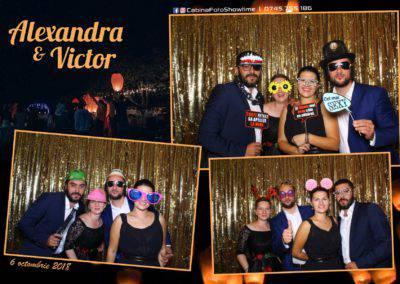 Cabina Foto Showtime - FUN BOX - Nunta - Alexandra si Victor - Hotel Sofianu Ramnicu Valcea (76)