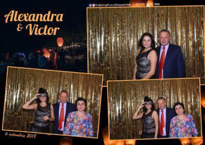 Cabina Foto Showtime - FUN BOX - Nunta - Alexandra si Victor - Hotel Sofianu Ramnicu Valcea (77)