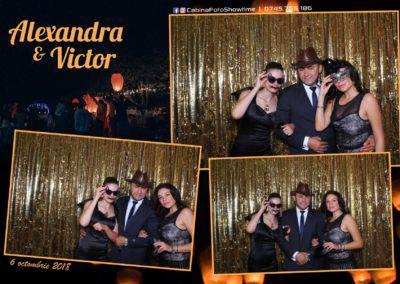 Cabina Foto Showtime - FUN BOX - Nunta - Alexandra si Victor - Hotel Sofianu Ramnicu Valcea (78)