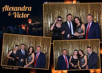 Cabina Foto Showtime - FUN BOX - Nunta - Alexandra si Victor - Hotel Sofianu Ramnicu Valcea (79)