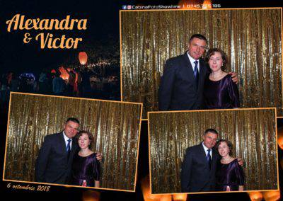 Cabina Foto Showtime - FUN BOX - Nunta - Alexandra si Victor - Hotel Sofianu Ramnicu Valcea (8)