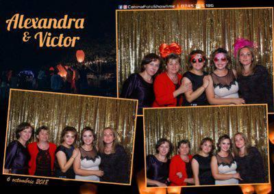 Cabina Foto Showtime - FUN BOX - Nunta - Alexandra si Victor - Hotel Sofianu Ramnicu Valcea (80)