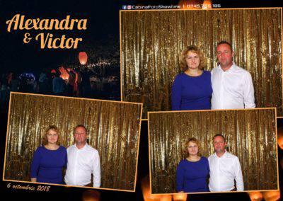 Cabina Foto Showtime - FUN BOX - Nunta - Alexandra si Victor - Hotel Sofianu Ramnicu Valcea (81)