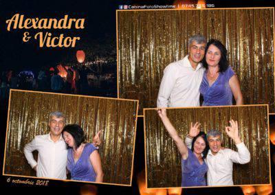 Cabina Foto Showtime - FUN BOX - Nunta - Alexandra si Victor - Hotel Sofianu Ramnicu Valcea (84)