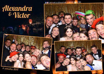 Cabina Foto Showtime - FUN BOX - Nunta - Alexandra si Victor - Hotel Sofianu Ramnicu Valcea (85)