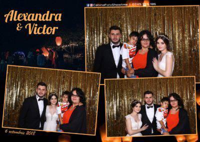 Cabina Foto Showtime - FUN BOX - Nunta - Alexandra si Victor - Hotel Sofianu Ramnicu Valcea (87)