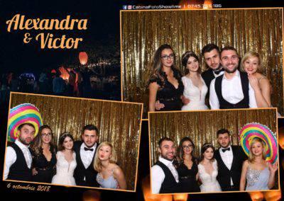 Cabina Foto Showtime - FUN BOX - Nunta - Alexandra si Victor - Hotel Sofianu Ramnicu Valcea (89)