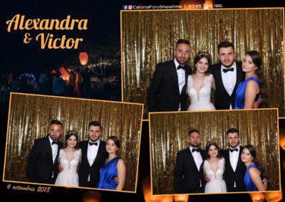 Cabina Foto Showtime - FUN BOX - Nunta - Alexandra si Victor - Hotel Sofianu Ramnicu Valcea (90)