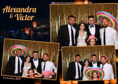 Cabina Foto Showtime - FUN BOX - Nunta - Alexandra si Victor - Hotel Sofianu Ramnicu Valcea (91)