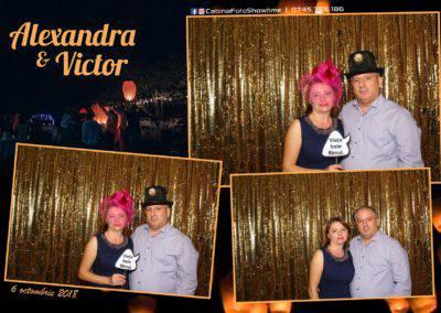 Cabina Foto Showtime - FUN BOX - Nunta - Alexandra si Victor - Hotel Sofianu Ramnicu Valcea (93)