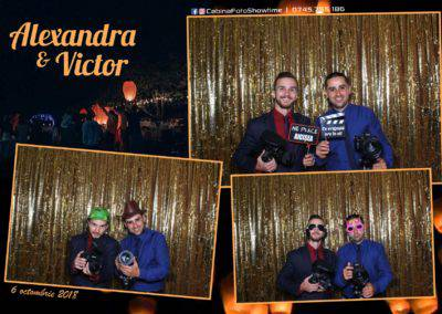 Cabina Foto Showtime - FUN BOX - Nunta - Alexandra si Victor - Hotel Sofianu Ramnicu Valcea (94)