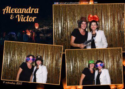 Cabina Foto Showtime - FUN BOX - Nunta - Alexandra si Victor - Hotel Sofianu Ramnicu Valcea (95)