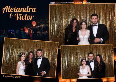 Cabina Foto Showtime - FUN BOX - Nunta - Alexandra si Victor - Hotel Sofianu Ramnicu Valcea (97)