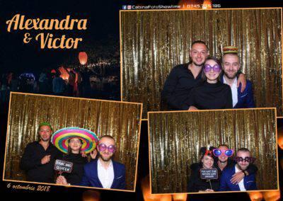 Cabina Foto Showtime - FUN BOX - Nunta - Alexandra si Victor - Hotel Sofianu Ramnicu Valcea (98)