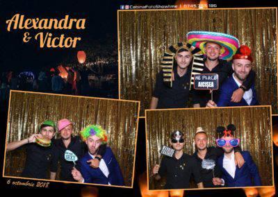 Cabina Foto Showtime - FUN BOX - Nunta - Alexandra si Victor - Hotel Sofianu Ramnicu Valcea (99)