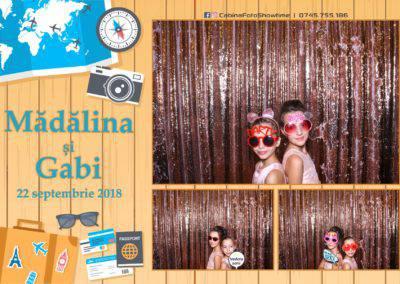 Cabina Foto Showtime - FUN BOX - Nunta - Madalina si Gabi - Restaurant Posada Events - Ramnicu Valcea - (10)
