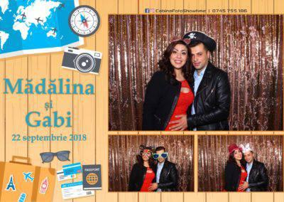 Cabina Foto Showtime - FUN BOX - Nunta - Madalina si Gabi - Restaurant Posada Events - Ramnicu Valcea - (106)
