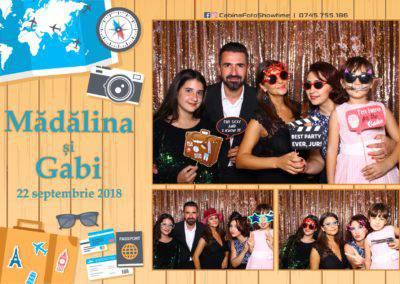 Cabina Foto Showtime - FUN BOX - Nunta - Madalina si Gabi - Restaurant Posada Events - Ramnicu Valcea - (11)