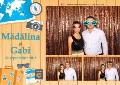 Cabina Foto Showtime - FUN BOX - Nunta - Madalina si Gabi - Restaurant Posada Events - Ramnicu Valcea - (12)