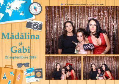 Cabina Foto Showtime - FUN BOX - Nunta - Madalina si Gabi - Restaurant Posada Events - Ramnicu Valcea - (13)