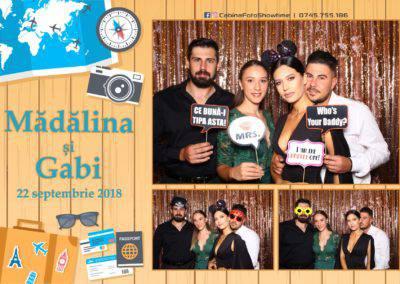 Cabina Foto Showtime - FUN BOX - Nunta - Madalina si Gabi - Restaurant Posada Events - Ramnicu Valcea - (14)