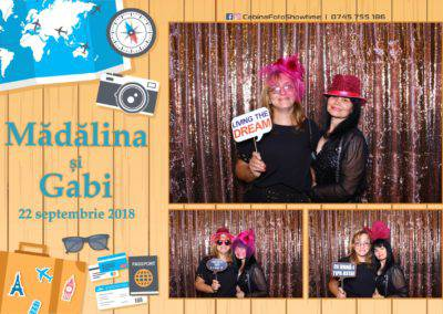 Cabina Foto Showtime - FUN BOX - Nunta - Madalina si Gabi - Restaurant Posada Events - Ramnicu Valcea - (15)